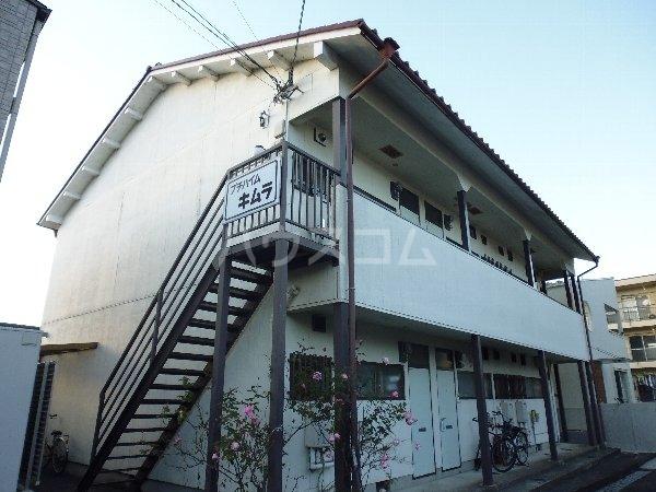 プチハイムキムラ 1-B号室の外観
