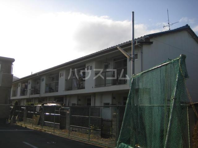 松山マンションの外観