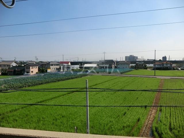 アイユー栗ノ木 207号室の景色