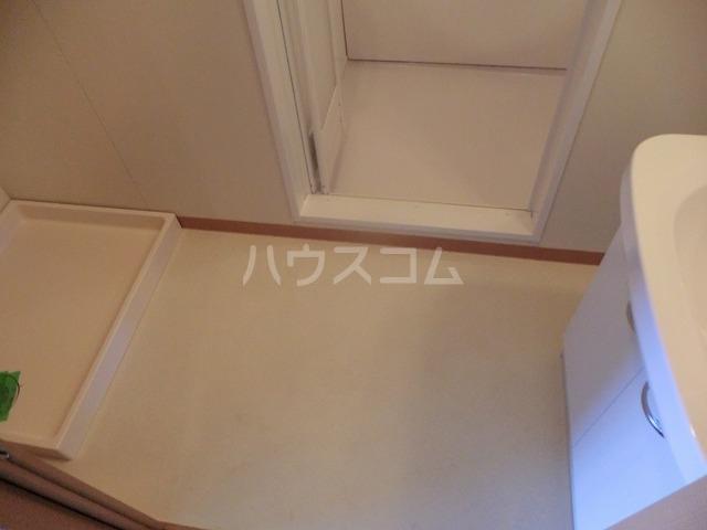 アイユー栗ノ木 207号室の収納