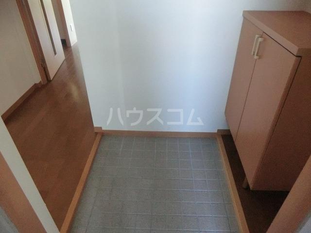 アイユー栗ノ木 207号室の玄関