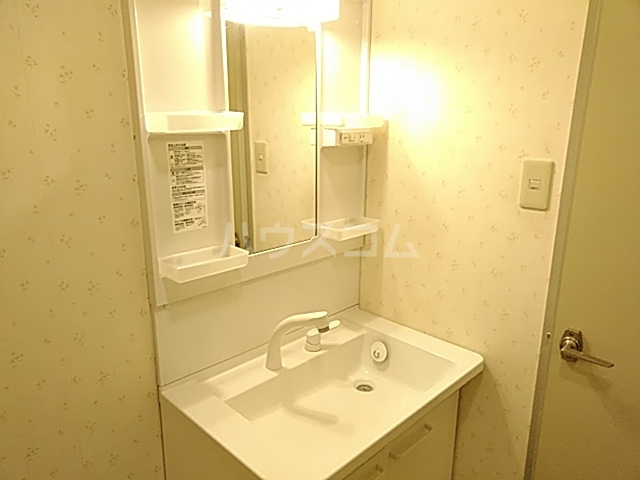 千里ロイヤルハイツ 105号室の洗面所