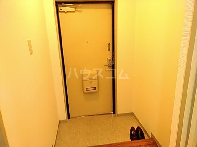 千里ロイヤルハイツ 105号室の玄関