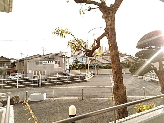 千里ロイヤルハイツ 105号室の景色