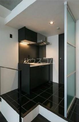 ALERO Kamiochiai 104号室のキッチン