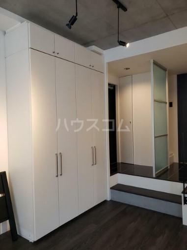ALERO Kamiochiai 104号室の収納