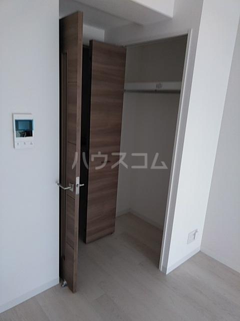 グラフティ 402号室の収納
