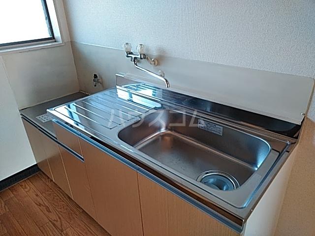 コーポ北浦 102号室のキッチン