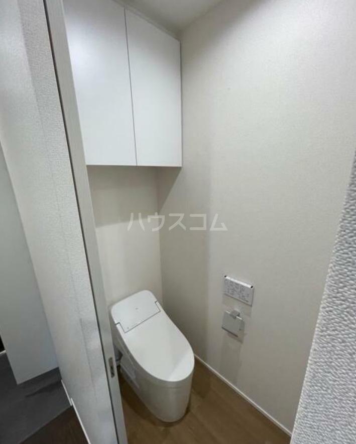 ハイツグレース 1107号室のトイレ
