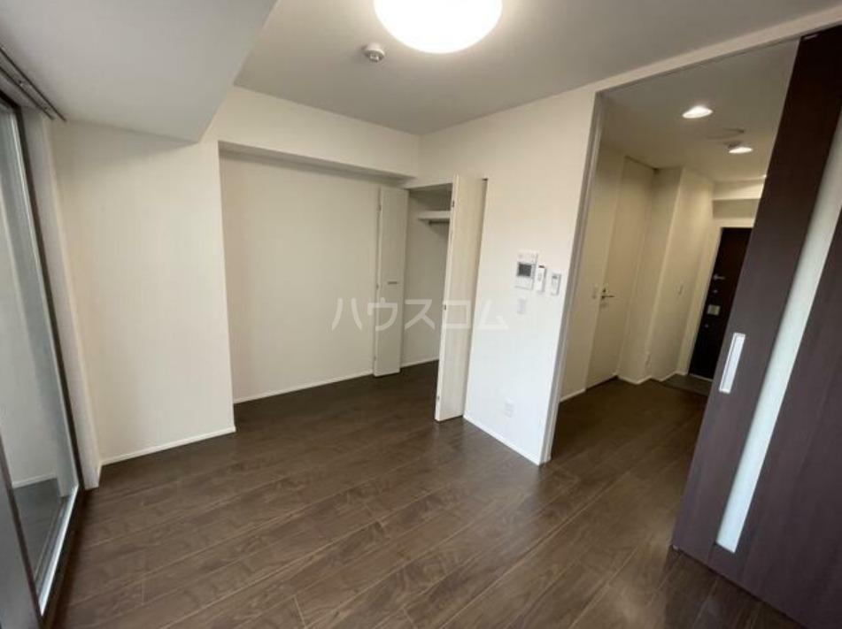 ハイツグレース 206号室のベッドルーム