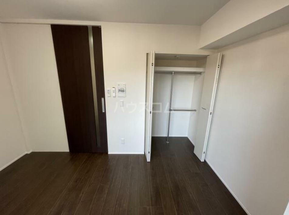 ハイツグレース 606号室の収納