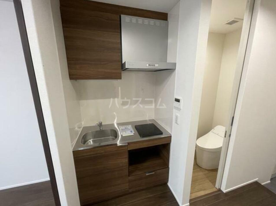 ハイツグレース 1206号室のキッチン