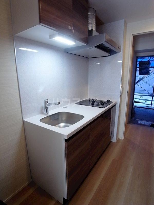 リヴィエール猿江公園 503号室のキッチン
