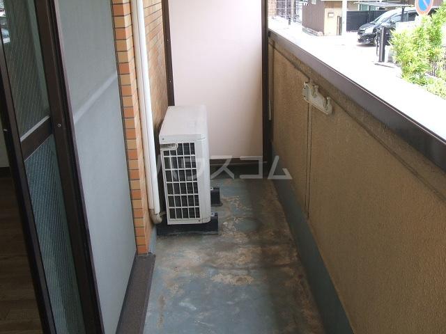 アネーロ岸和田 401号室のバルコニー