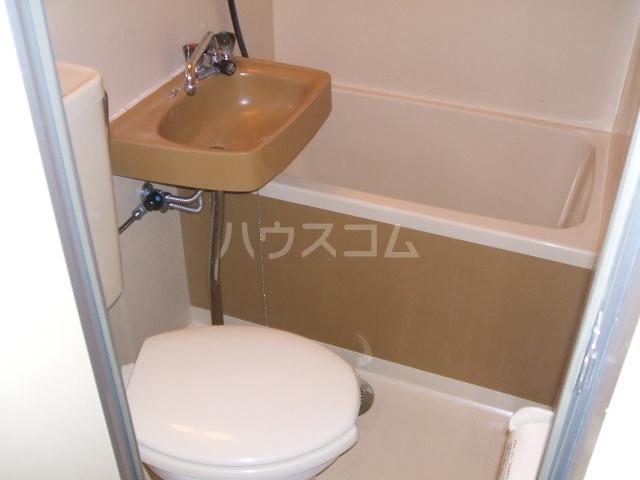 アネーロ岸和田 401号室の風呂