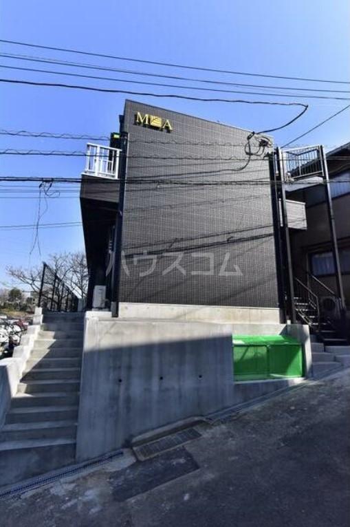 モダンアパートメント日吉ヴィラ 201号室の駐車場