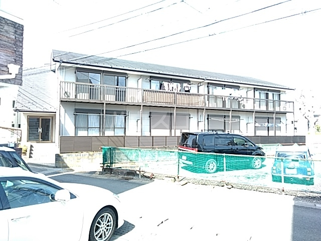 ルミエール(井田杉山町)の外観