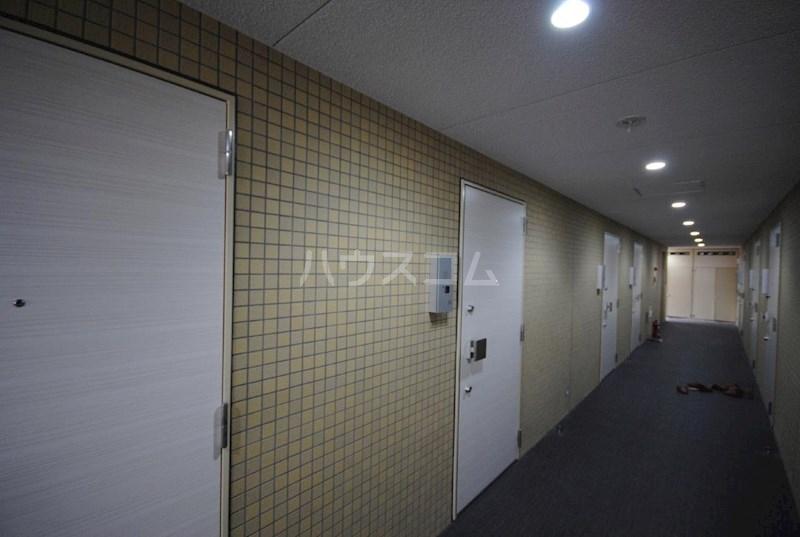 プレミアムキューブ大崎 212号室のロビー