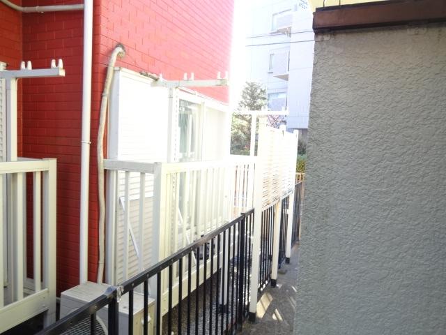 タウンハウス習志野台 102号室の景色