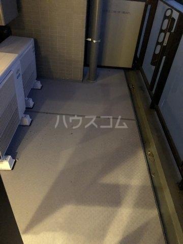 びゅうリエットグラン新宿戸山 619号室のバルコニー