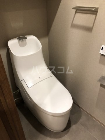 びゅうリエットグラン新宿戸山 619号室のトイレ