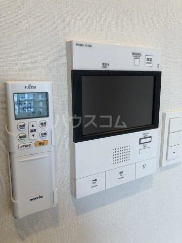 びゅうリエットグラン新宿戸山 1014号室のセキュリティ