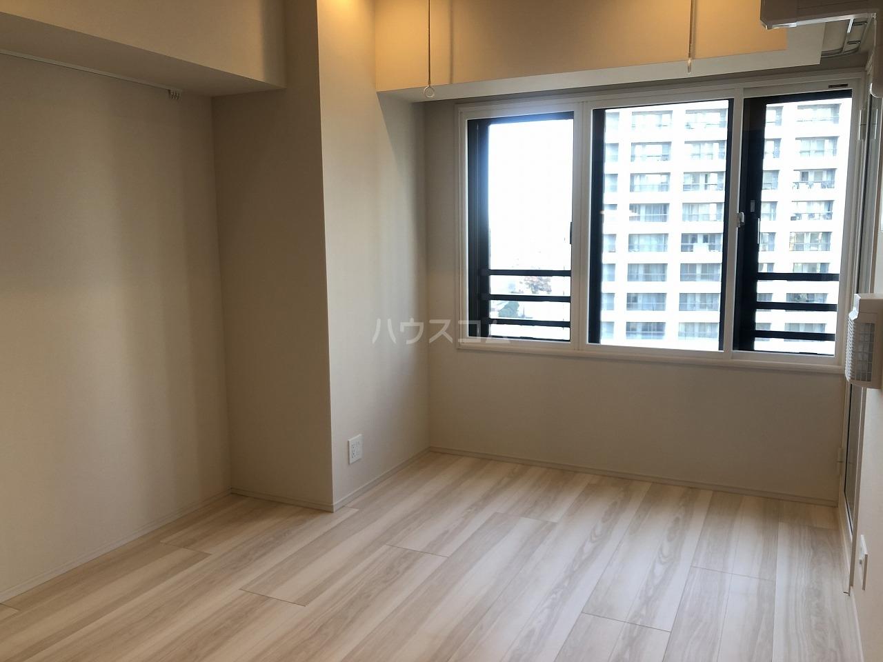びゅうリエットグラン新宿戸山 1014号室のリビング