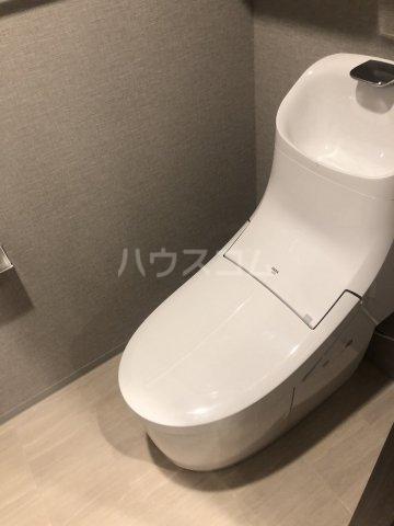 びゅうリエットグラン新宿戸山 1014号室のトイレ