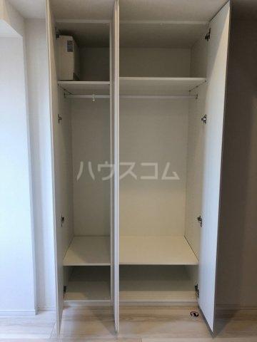 びゅうリエットグラン新宿戸山 1014号室の収納