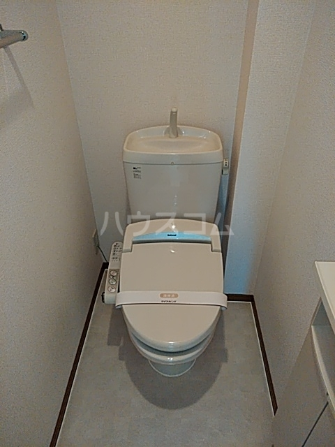 グランフォーレ 202号室のトイレ