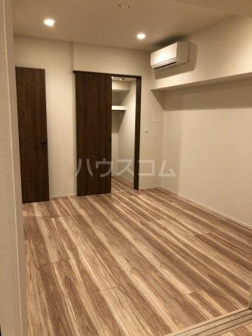 びゅうリエットグラン新宿戸山 519号室の居室