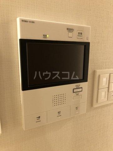 びゅうリエットグラン新宿戸山 519号室のセキュリティ