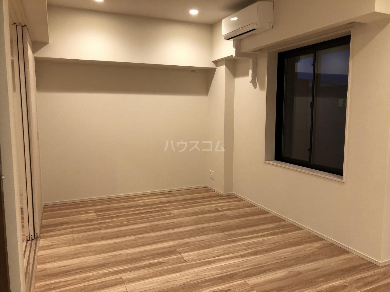 びゅうリエットグラン新宿戸山 519号室のリビング