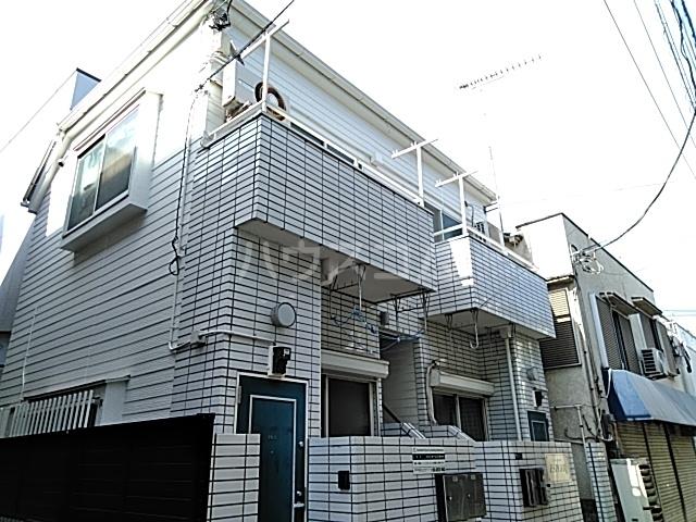 エスポワール北新宿第3の外観