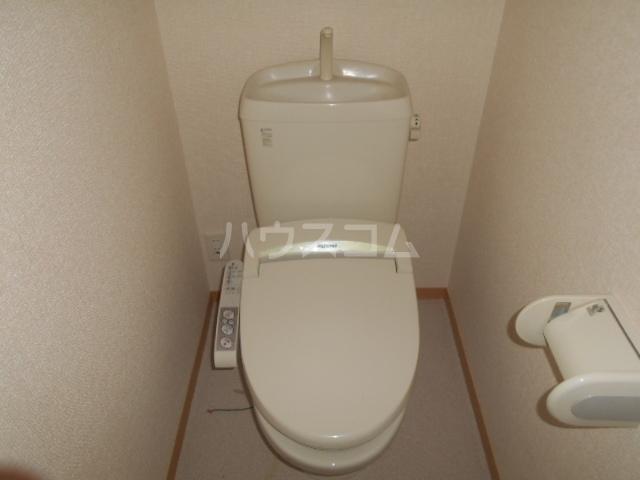 グランヴェールA 101号室のトイレ
