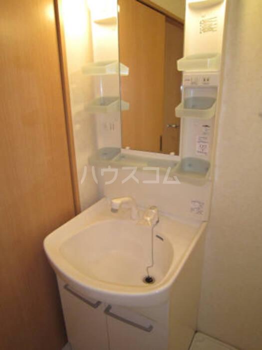 グランヴェールA 101号室の洗面所