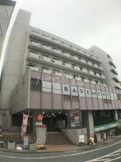 東中野アパートメンツの外観