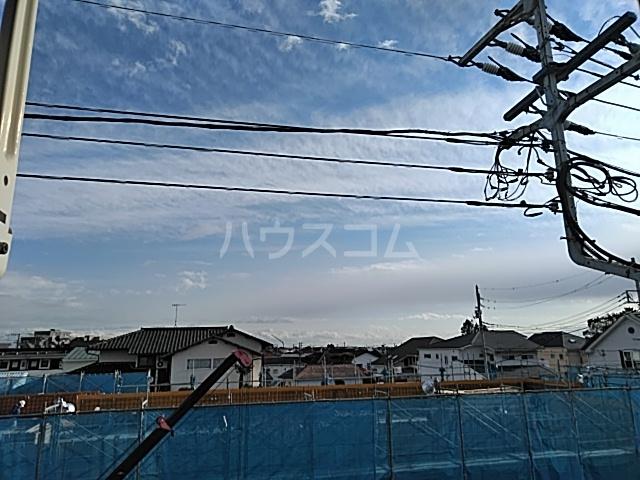 シエロ湘南 305号室の景色