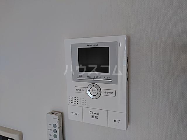 シエロ湘南 305号室のセキュリティ
