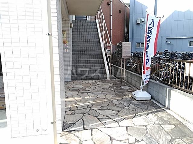 シエロ湘南 305号室のエントランス