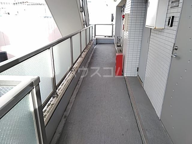 シエロ湘南 305号室のバルコニー