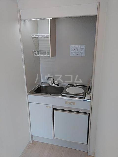 シエロ湘南 305号室のキッチン