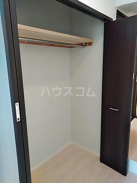 シエロ湘南 305号室の収納