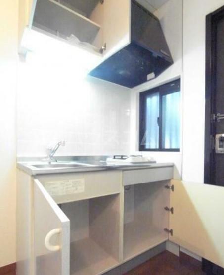 アベニュー中野 103号室のキッチン