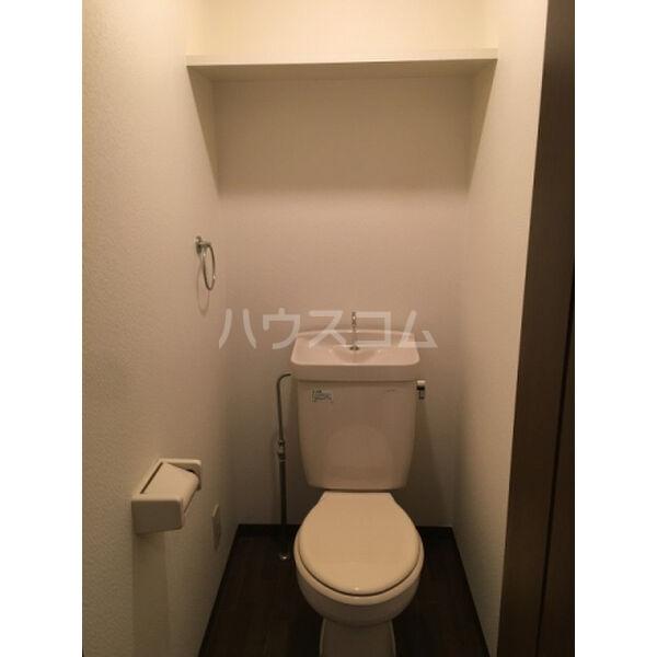 エクセレントコート 303号室のトイレ