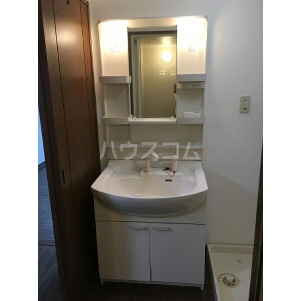 エクセレントコート 303号室の洗面所