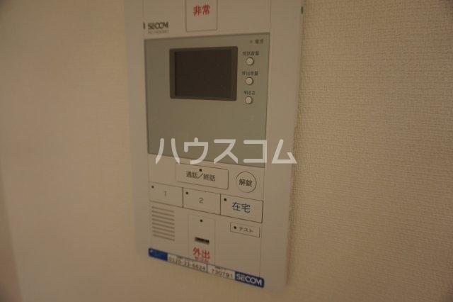 リブリ・グランコンフォート 107号室のセキュリティ
