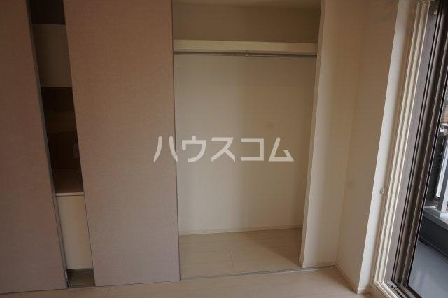 リブリ・グランコンフォート 107号室の収納