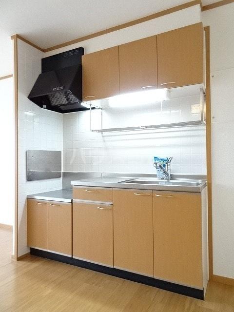 ウィンドミル 02020号室のキッチン