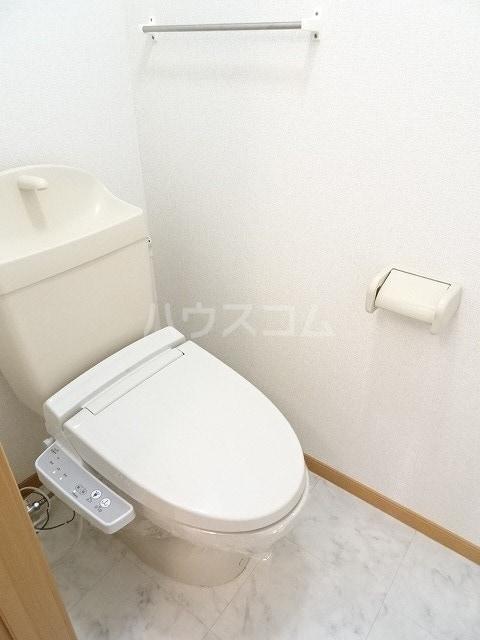 ウィンドミル 02020号室のトイレ